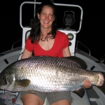 Kate Thinee 126cm Moondarra Barra