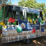 Party Float 2010 1