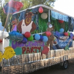 Party Float 2010